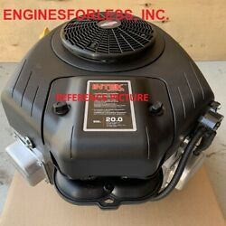 20 Gross Hp - Briggs And Stratton 40n877-0022 For Lawn Tractor Zero Turn Mower