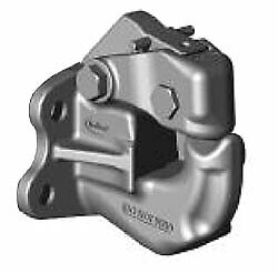 Saf Holland Ph210rn11 Rigid Style Pintle Hook With Fast Latch - 90000 Lbs Cap.