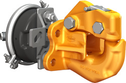 Saf Holland Ph210ra11 Pintle Hook With Air Cushion And Fast Latch - 90000 Lbs