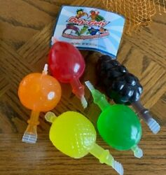 Tik Tok Candy Dely Gely Fruit Jelly -5 Piece Sampler