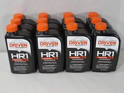 Driven Racing Oil 01606 Hr 15w-50 Conventional Hot Rod Oil Full Two Cases Of 12