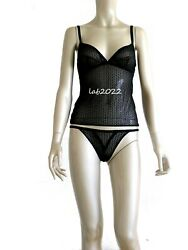 Tom Ford Rare Gggg Thong And Matching Camisole Vintage And New