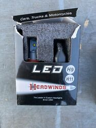 Headwinds Led H8 H9 H11 H16 All In One Bulb 20/40w 12v