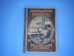 Excelsior Stove Mfg. Catalog 39 From 1926-27 National Stoves Furnaces