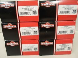 Intermountain Ho Ps-1 Sd Boxcar Union Pacific 6 Car Set With Diffrent Rd S