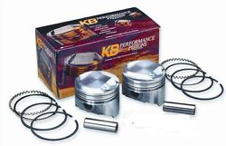 Kb Performance Forged Pistons 96 Ci To 117 Ci Conversion Kit Harley 2007-2016