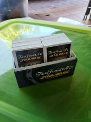 2005 Trivia Pursuit Dvd Star Wars Saga Edition Parts Only Questionandanswers Cards