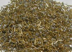 100 Grams Gold Plated Pins From Cpu Processor For Gold Recovery Only Intel 370