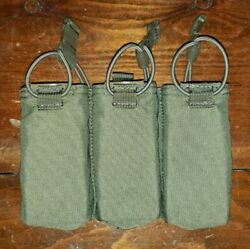 Firstspear Mp7 Triple Speed Reload Mag Pouch 6/12 Ranger Green Magazine Pocket