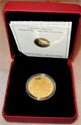 2008 Canada 350 Dollars 99999 Pure Gold Coin Purple Saxifrage Early 439
