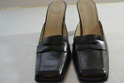 Women Designer Shoes BCBG Slippers with Heel  $34.99