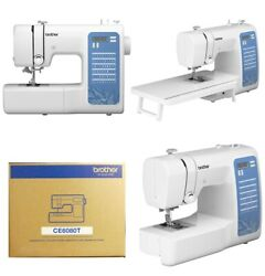 Brother Computerized Sewing Machine Ce6080t 60 Built-in Stitches 87 Functions✅✅✅
