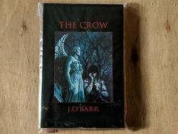 The Crow Graphic Novel Comic Series Paperback James Oand039barr 90and039s Retro