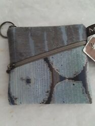 MARUCA DESIGN *NEW*  Roo Pouch Bag Blue Grey $20.90