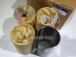 Genuine Cylinder Liner 2113184021 X4pcs For Hyundai 23ton Truck 00