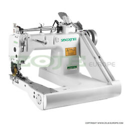 Zoje Zj927-pl 6.4mm Set Arm Chain Machine With Puller With Energy-saving Fr