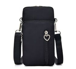 Mini Cross Body Cell Phone Holder Bag Shoulder Strap Wallet Pouch Bag Purse US $9.80
