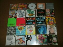 Huge Lot Of Japanese Import Demo Disc Sony Playstation