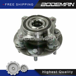Front Wheel Hub And Bearing For 2005 2006-2018 Toyota Tacoma 2003-2019 4runner 4wd