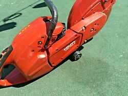Hilti Dsh 700-x Gas Saw , Parts Only, L@@ks Clean , Needs To Repair Fast Ship