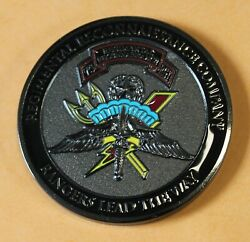 Regimental Reconnaissance Company / Rcc Tier-1 Tf-red Army Ranger Challenge Coin