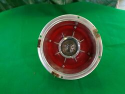 1964 Ford Galaxie 500 Xl Tail Light Lamp Assembly With Lens And Sockets