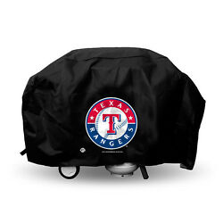 Texas Rangers Bbq Grill Cover Deluxe