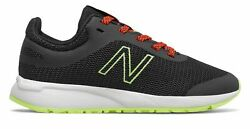 New Balance Kid's 455v2 Big Kids Male Shoes Black with Red