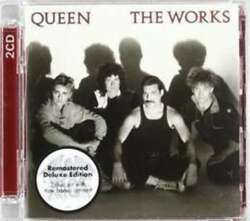 The Works Queen 2 CD Set Sealed New