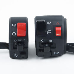 Left And Right 22mm Motor Switches For Light Electric Start Flameout Controller Us