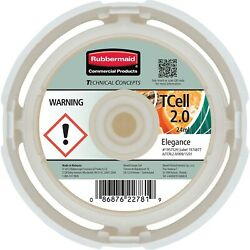 Rubbermaid Tcell 2 Odor Control System Refill 1957529
