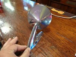 1967 Chevrolet Impala Caprice Used Gm Chrome Side View Mirror 3901863