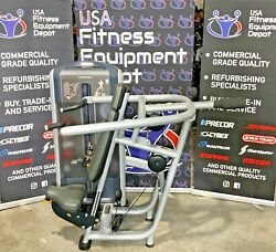 Precor Discovery Series Shoulder Press Refurbished Free Shipping