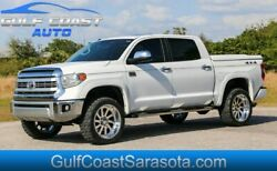 2014 Toyota Tundra 1794 AMERICAN FORCE LEATHER NAVI LIFTED TRUCK 2014 Toyota TUNDRA 4WD 1794 AMERICAN FORCE LEATHER NAVI LIFTED TRUCK 119792 Mile