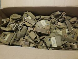 Lot Of 2 Usmc Issue Coyote M67 Grenade Pouch Molle 8465015585185 Marine Corps