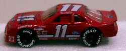 Dte Rare Matchbox Superfast 268-a Red Amoco 11 Ford Thunderbird Preproduction