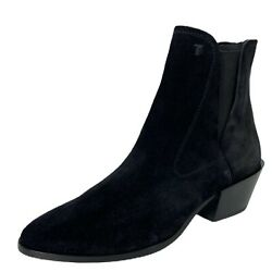 C68 Tronchetto Donna Todand039s Cuoio Tex T50 Suede Boot Shoe Woman