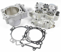 Cylinder And Head With Gaskets Fits Honda 2017 Crf250r 12100-krn-a60 New Oem