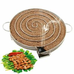 Barbecue Grill Smoke Generator Stainless Steel Bbq Tool Meat Fish Smoker Tools