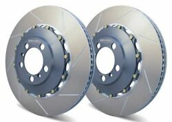 Girodisc Front 2pcs 380mm Rotors For Porsche Gt3 Gt3rs Gt2rs 991 W/ Pccb