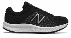 New Balance Women's 420v4 Shoes Black with White