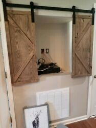 Made To Order Barn Cabinet Doors Hanging Hardware Not Included