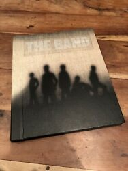 The Band - A Musical History Cd Dvd Collection/book Capitol Records Collectible