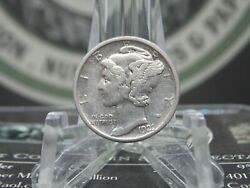 1921 D Mercury Silver Dime 6 East Coast Coin And Collectables Inc.