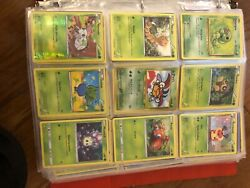 Assorted Pokemon Ultra Rare Cards Ex Mega And Gx Lot With Other Assorted Cards