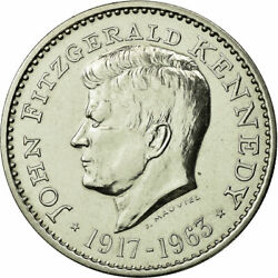 [710938] United States Of America Medal John Fitzgerald Kennedy Ms65-70