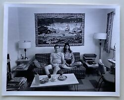 """Bill Owens Photograph From Suburbia """"everything We Own"""""""