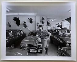 """Bill Owens Photograph From Working """"i've Been Always Sales Oriented"""""""
