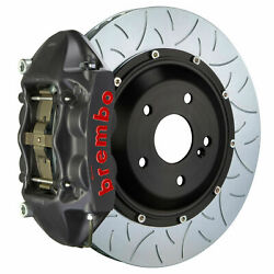 Brembo Gt-s Bbk For 17-19 991.2 C2   Rear 4pot Hard Anodized 2p3.9036as