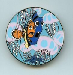 Disney Auctions Elisabete Gomes Finding Nemo Dory Marlin Jellyfish Le 100 Pin